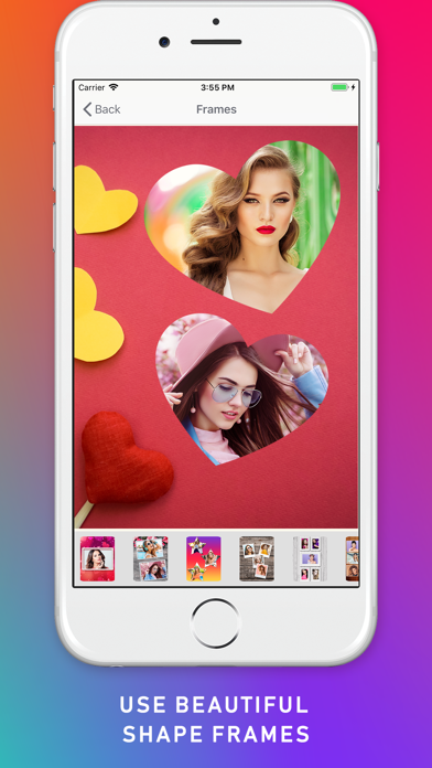 download Photo Mixer and Editor apps 0