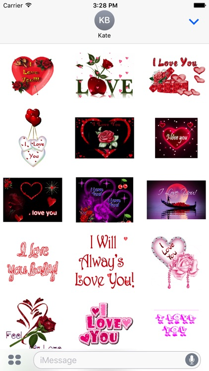 Ultimate Valentine Sticker screenshot-4