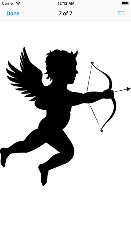 Cupid Stickers screenshot-7