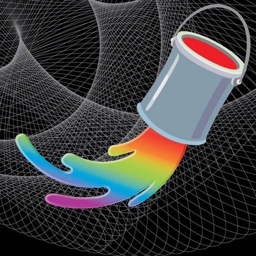 Pendulum Art - Paint by Flow