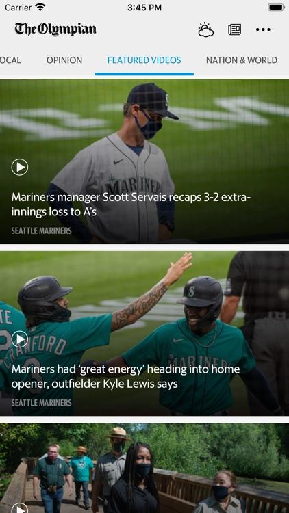 The Olympian News