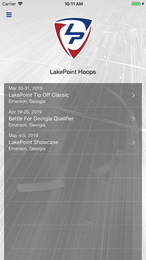 LakePoint Hoops on the App Store