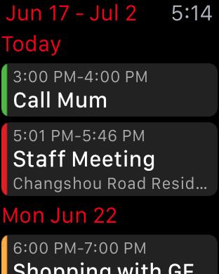 Screenshot #13 for Tiny Calendar Pro