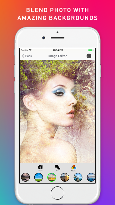 download Photo Mixer and Editor apps 4