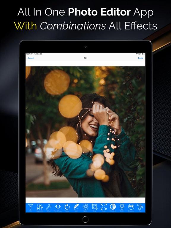 Pixel Lab Photo Editor screenshot