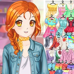 Anime Dress Up: Avatar Creator