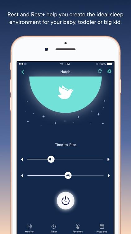 Hatch Sleep screenshot-5