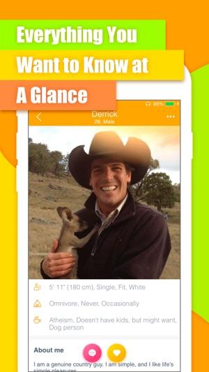 Texas Cowboys Dating-Website