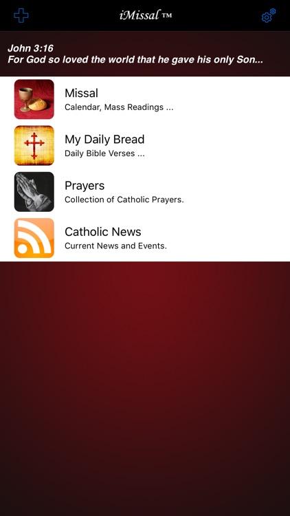iMissal Catholic