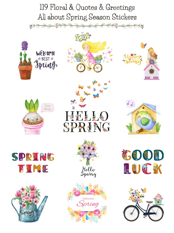 Happy Spring - All about screenshot 6