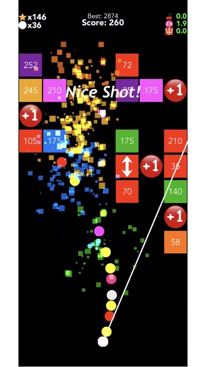 Falling Bricks screenshot-0