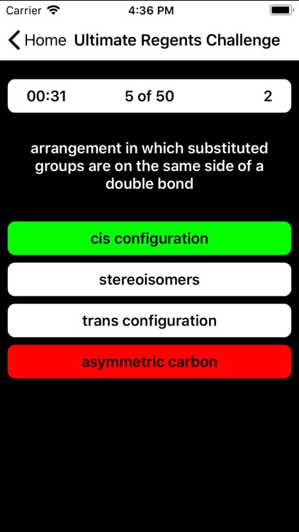 Chem Regents Buddy screenshot-3