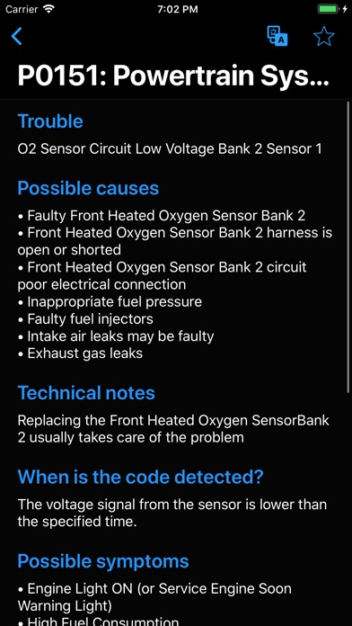 Screenshot for BMW OBD App in United States App Store