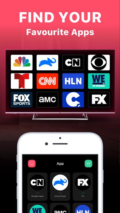 TV Plus for LG TV Remote Screenshot