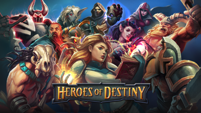Heroes of Destiny: Fantasy RPG Screenshot