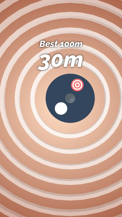 100m Perfect Trick Shot 3D screenshot-2