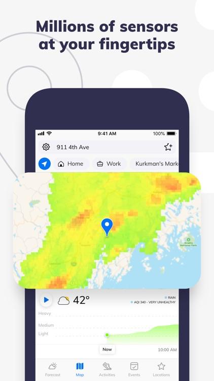 Forecast & Radar by ClimaCell screenshot-6