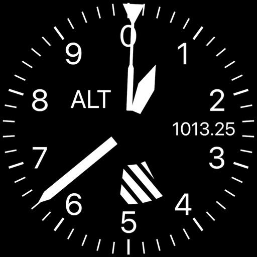Altimeter for Aviators