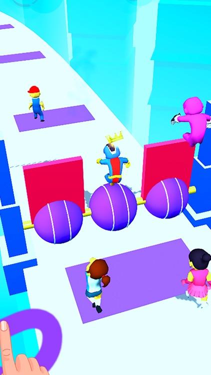 Draw Race 3D screenshot-9