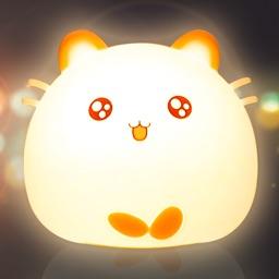 Night Light-Warm Companion