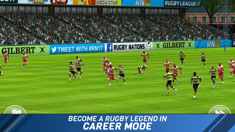 Rugby Nations 18 screenshot-3