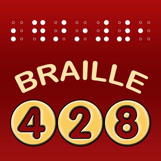 428 Braille