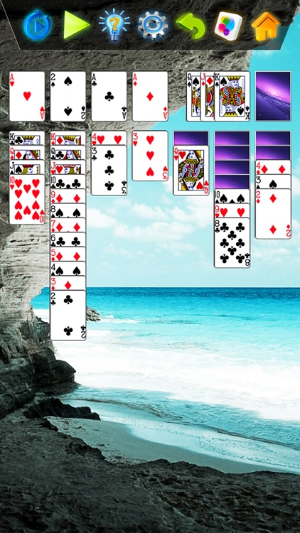 Solitaire King!Epic Card Game screenshot-4