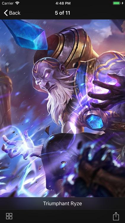 League Of Legends Wallpapers By Adrian Bureu