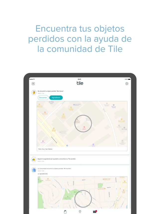 Tile Find Lost Keys Phone En App Store