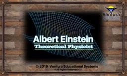 Albert Einstein • Physicist
