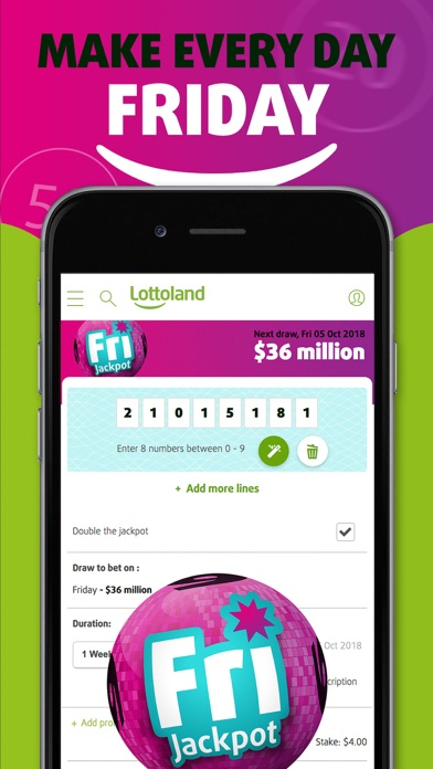 Download Lottoland App - Huge Jackpots for Pc