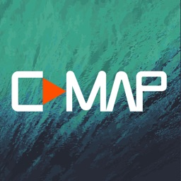 C-MAP : Cartes marines & météo