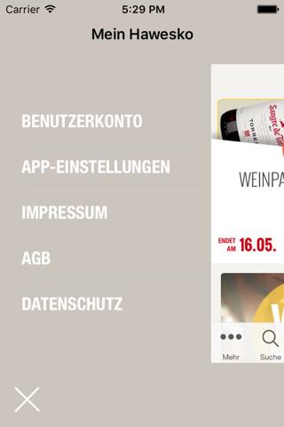 Hawesko - Wein mobil kaufen - náhled