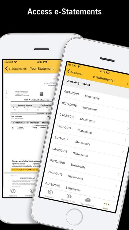 NYCB Mobile® screenshot-4