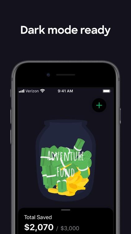 Loot - Savings Goal & Tracker screenshot-6