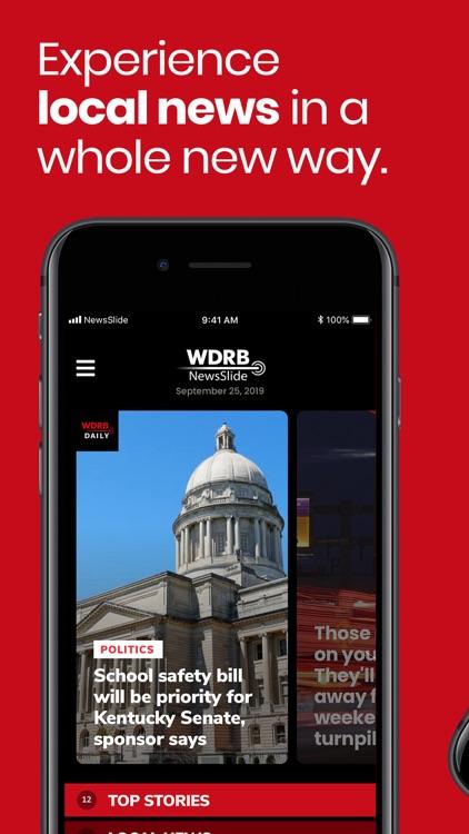 WDRB NewsSlide screenshot-0