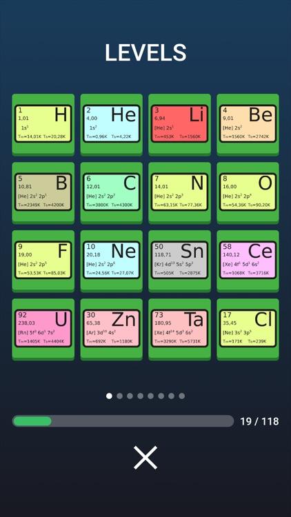 Learn the Chemical Elements screenshot-3