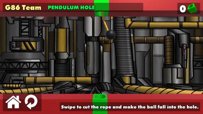 G86 Pendulum Hole Screenshot