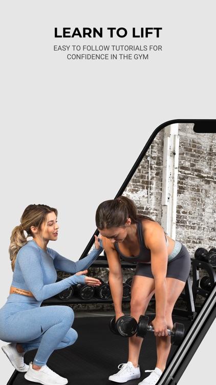 Gymshark | Gym Workout Planner