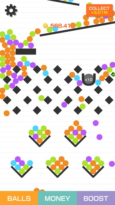 Idle Ball screenshot 3