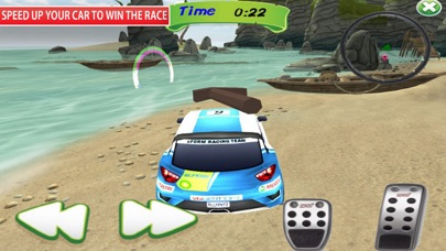 Racing Water Surfing Car screenshot 1
