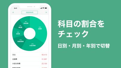 青色申告・白色申告のTaxnote シンプルな会計アプリ ScreenShot4