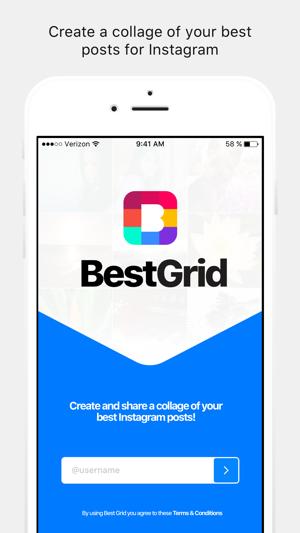 Best Grid For Instagram On The App Store