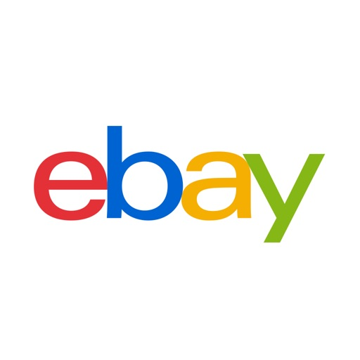eBay - Buy and sell on the go icon