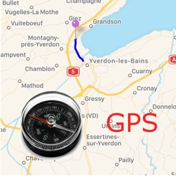 GPS tracking, speed,Compass