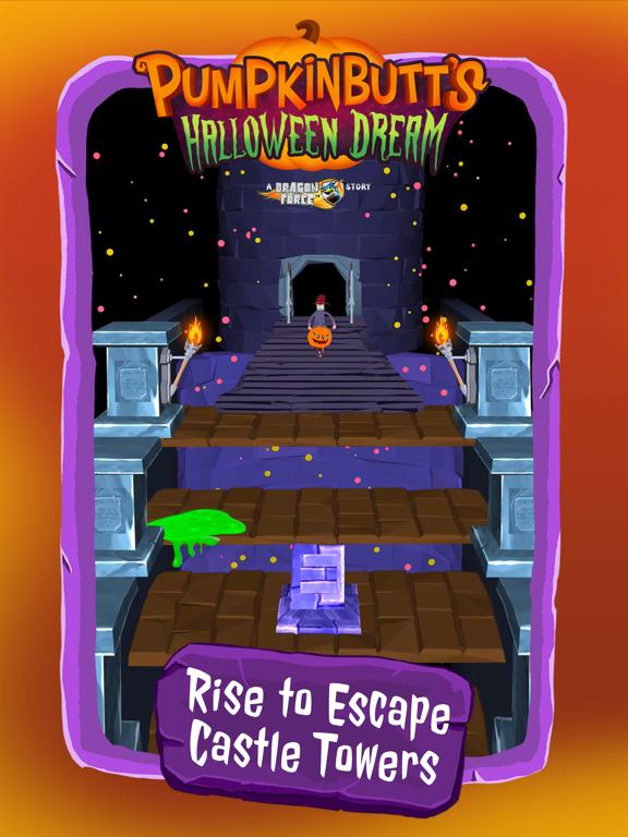 Pumpkinbutt's Halloween Dream screenshot 9