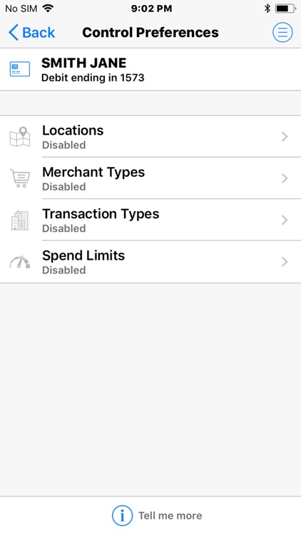 CardValet® screenshot-1