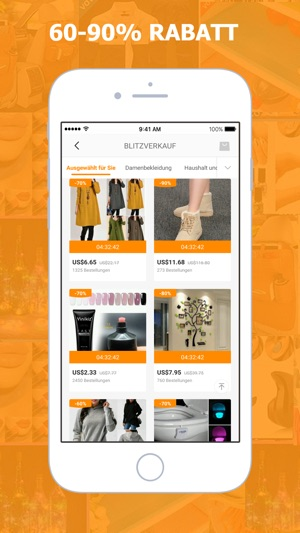 Vova Erhalten Sie Geschenke Im App Store