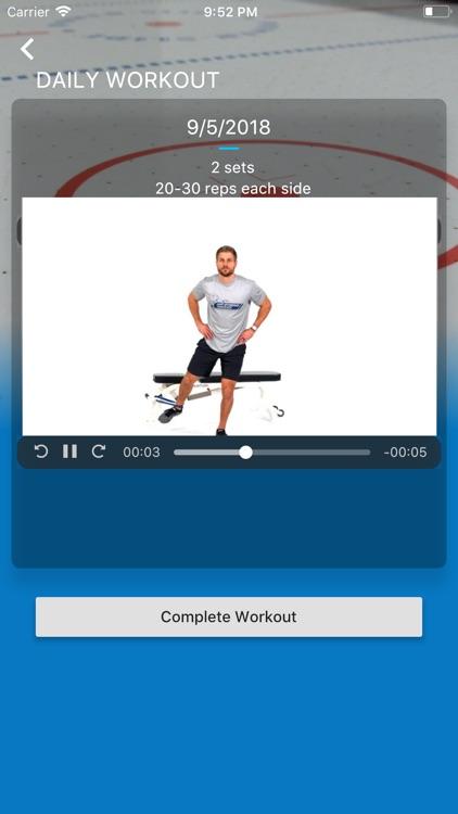 Hip Strong Hockey screenshot-3