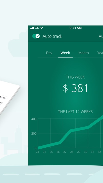 Mileage Tracker by Driversnote screenshot-3